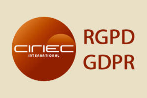 GDPR / RGPD Ciriec